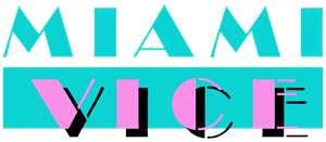 Miami vice logo