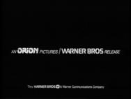 Orion wb closing