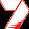 Seven Sport White:Red