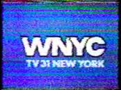 WNYC-TV 31 1982