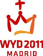 World Youth Days 2011 Madrid Logo