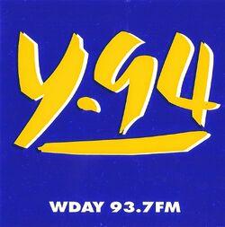 Y94 WDAY-FM