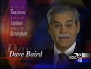 ABC 33-40 Thank you for Watching Dave Baird 2002