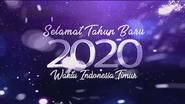 Happy new year 2020 RCTI WIT 2