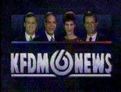 KFDM 6 News 1991