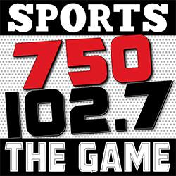 KXTG Sports 750 AM 102.7 FM The Game