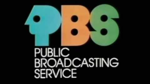 Public Broadcasting Service ident (1971)