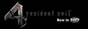 RE4 HD Logo
