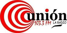 Radio Union logo antiguo