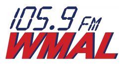 WMAL-FM 105.9
