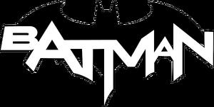 2011 the new 52 batman comic title logo