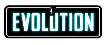 Evolution radio logo