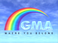 GMA Station ID 1998 Clear Version