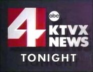 KTVX 4 News Tonight 1991