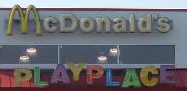 McD's PlayPlace logo