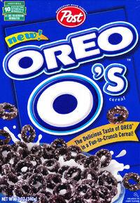 Oreo O's 1997