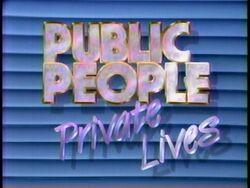 Public people