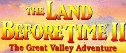 The Land Before Time 2 logo