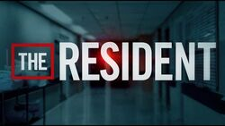 The Resident titlecard