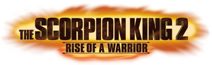 The scorpion king 2 rise of a warriorlogo