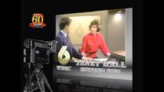 WBRC-TV's WBRC 6 News' Janet Hall Serving You Video Promo From 1986.