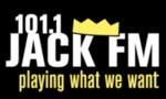 WCBS-FM's 101.1 Jack-FM Logo June 2005
