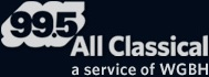 WCRB-FM 99-5 2009 radio logo