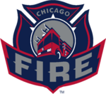 Chicago Fire logo (alternative)