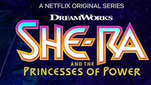 Dreamworks She-Ra logo