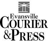Evansville courier press logo