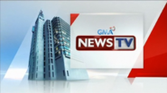 GMA News TV on UHF Free TV Channel 27 Sign On and Sign Off Background (June 5, 2019)
