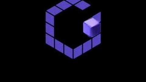 Gamecube Startup Screen