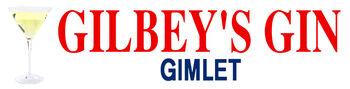 Gilbey's Gin Gimlets logo