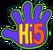 Hi-5 Logo 1999-2001