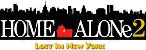Home alone 2 lost in new york logo