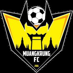 Muangkrung FC 2016