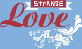 Strange Love logo svg