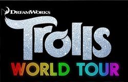 Trolls World Tour logo