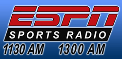 WBOW ESPN Radio 1130 1300 AM