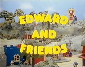 1987 - Edward and Friends