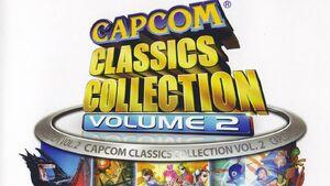 Capcom Classics Collection Vol.2 Logo