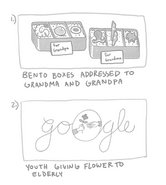 Google Respect for the Aged Day 2015 (Storyboards)