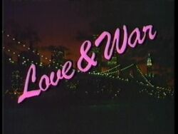 Love and War 4
