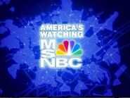 MSNBC - 2004 - Ident - America is Watching - Queens - 28082004 - DVD40059-02-03