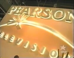 Pearson Television Booth