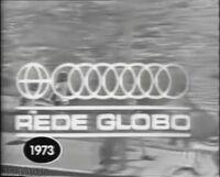 REDE GLOBO 1973