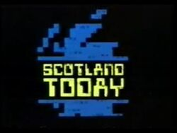 Scotland Today 1980