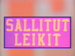 Speden-Sallitut-Leikit-Title-Card-1990–1992