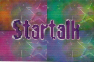 Startalk 2nd Title Card