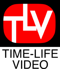 Time Life Video Early Print Logo